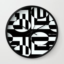Closer Look Wall Clock