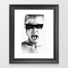 The Grind Framed Art Print