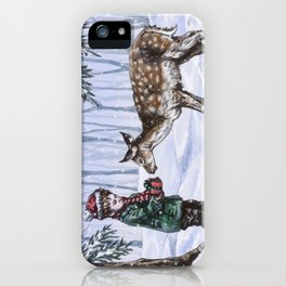 A Holiday Gift iPhone Case