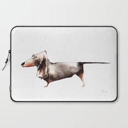 Sausage Dog Laptop Sleeve