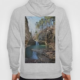 Alone in Secret Hollow with the Caves, Cascades, and Critters - Approaching the Falls Hoody