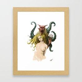 Prison Sex Framed Art Print