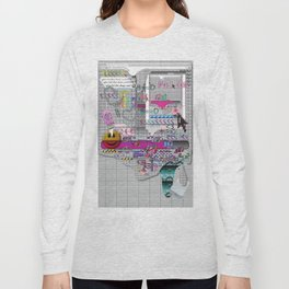 internetted2 Long Sleeve T-shirt