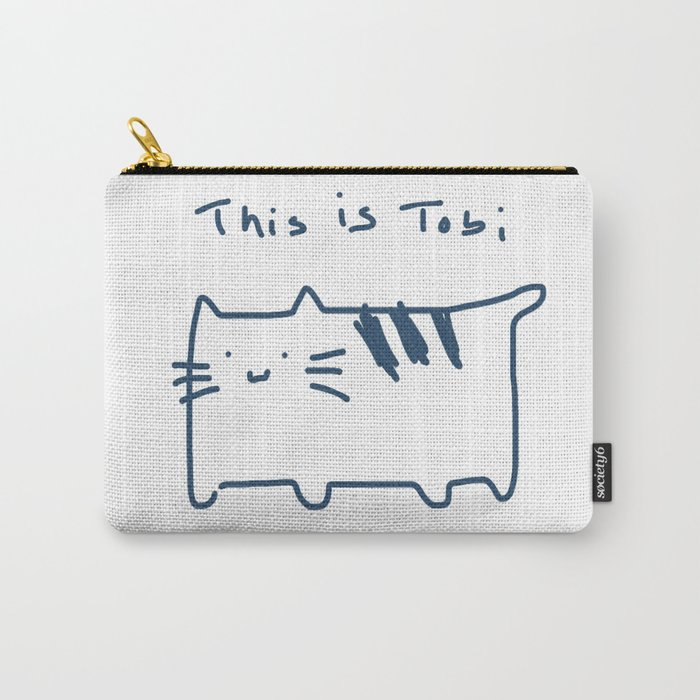 This is Tobi Carry-All Pouch