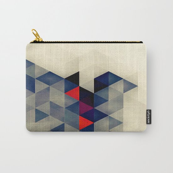 Geometric XQ Carry-All Pouch