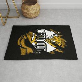 Dartmouth Cobras Torn logo Rug