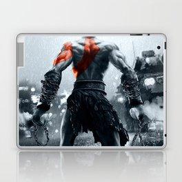 Kratos God Of War Laptop & iPad Skin