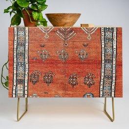 Bakhshaish Azerbaijan Northwest Persian Carpet Print Credenza