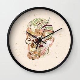 James Joyce Wall Clock
