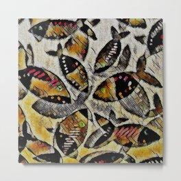 Fish! Metal Print