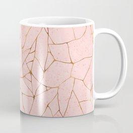 Kintsugi Pink Coffee Mug