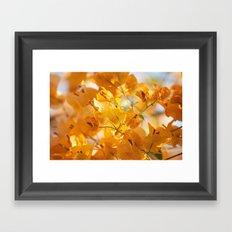 Fauxliage Framed Art Print