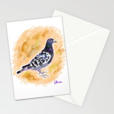 Pigeon 3 Stationery Cards