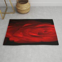 Red Red Rose Rug