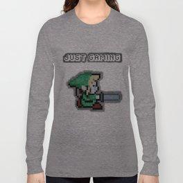JUST GAMING Long Sleeve T-shirt