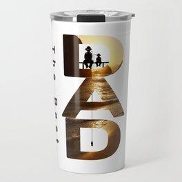 Gift for the dad Travel Mug