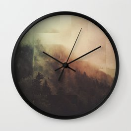 Fractions A35 Wall Clock