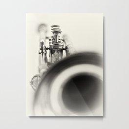 Solo... Metal Print