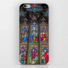 The Light Of Faith iPhone Skin