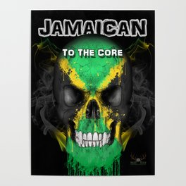 To The Core Collection: Jamaica Poster