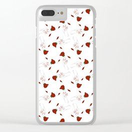 Hold on Clear iPhone Case