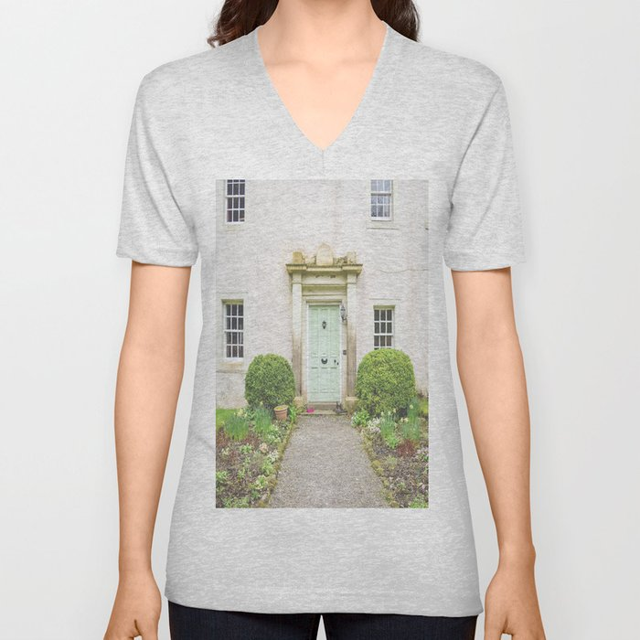 Home is where you are Unisex V-Neck
