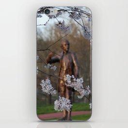 Emory & Henry Flowers iPhone Skin