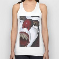 pennywise Tank Tops featuring Pennywise by Kristen Champion