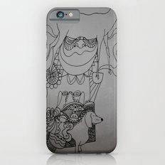 dackel & deer Slim Case iPhone 6s
