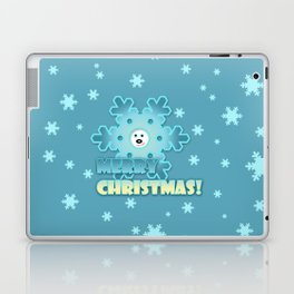 Fun snowflake Laptop & iPad Skin