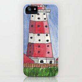 Coastal Tower iPhone Case