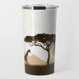 The desert biodivesity Travel Mug