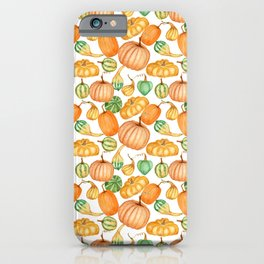 Oh My Gourd iPhone Case