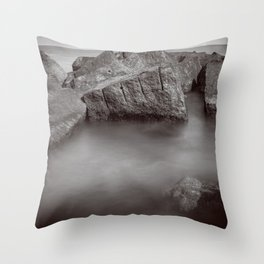 The Lapse Throw Pillow