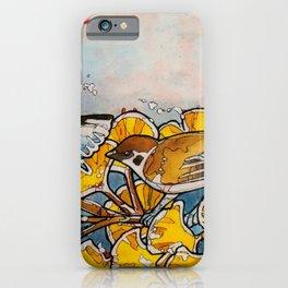 Suzume, Fall iPhone Case