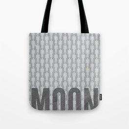 Moon Minimalist Poster Tote Bag