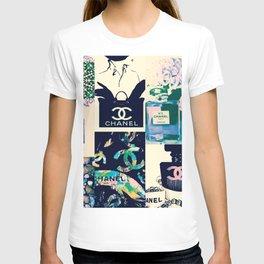 CC No.5 Fashion Collage T-shirt