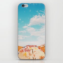 Salvation Mountain, California iPhone Skin
