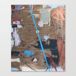 """""""Family History"""" Canvas Print"""