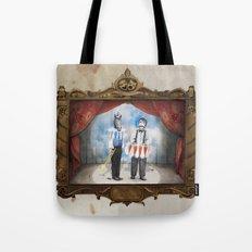 The Panto Horsemen Tote Bag