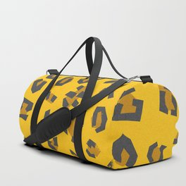 Leopard Lazy Duffle Bag