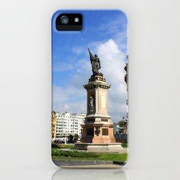 Antonio de Oquendo iPhone Case
