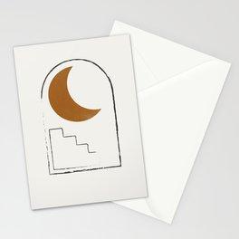 Italy Night Stationery Cards