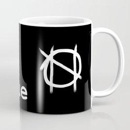 you do not equal unique (white) Coffee Mug