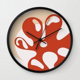 Charles and Ray Wall Clock