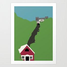 Hastings Art Print
