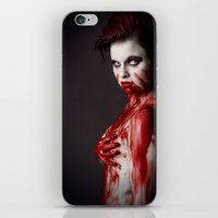 sin city iPhone & iPod Skins featuring Sin City 10 by Kobaru