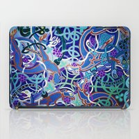 celtic iPad Cases featuring Celtic Knot by Abundance