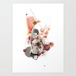 Elegance Art Print