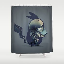 Gotta catch 'em all! Shower Curtain